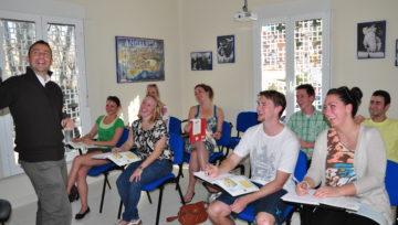 Wizyta Szkoły Cervantes Escuela Internacional z Malagi