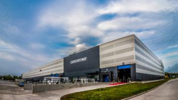 Grupo Cosentino otwiera pierwszy magazyn w Polsce