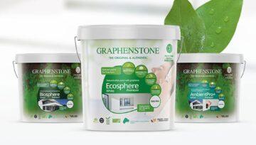GRAPHENSTONE – ekologiczne farby dekoracyjne z technologią grafenu. Spotkania zdalne 7 – 11 czerwca 2021 r.
